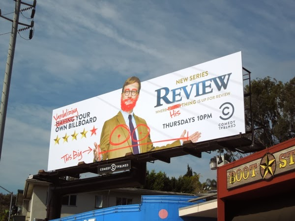 Graffitied Review season 1 billboard