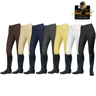 The Mark Todd Collection Gisborne Breeches