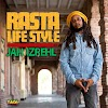 JAH IZREHL - RASTA LIFESTYLE (EP) - TAD'S RECORD INC - 2019