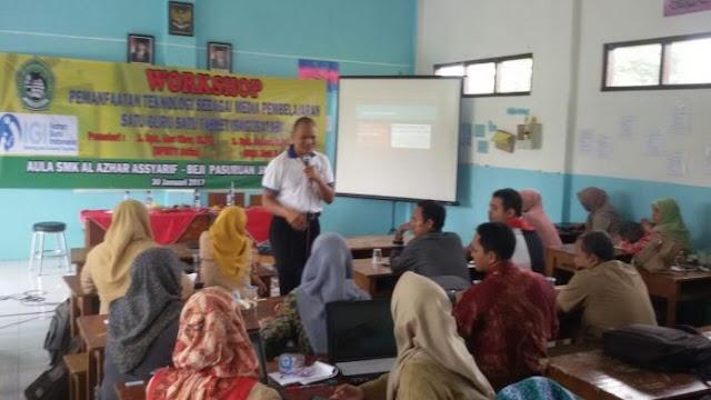 Ketua IGI Gresik Kenalkan Program Sagusatab di Pasuruan