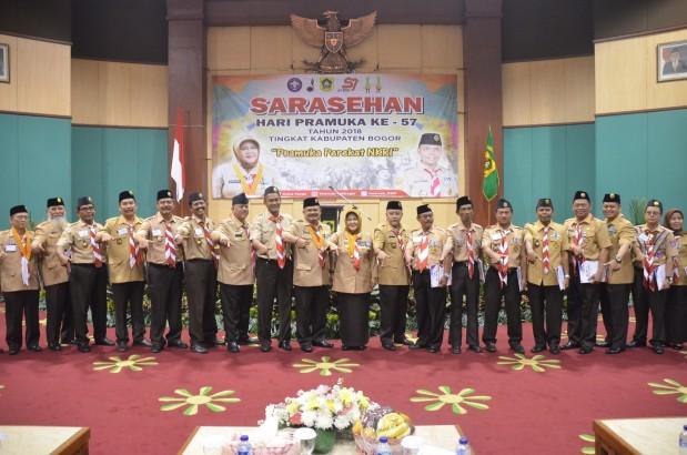 Sarasehan Kwarcab Pramuka Kabupaten Bogor