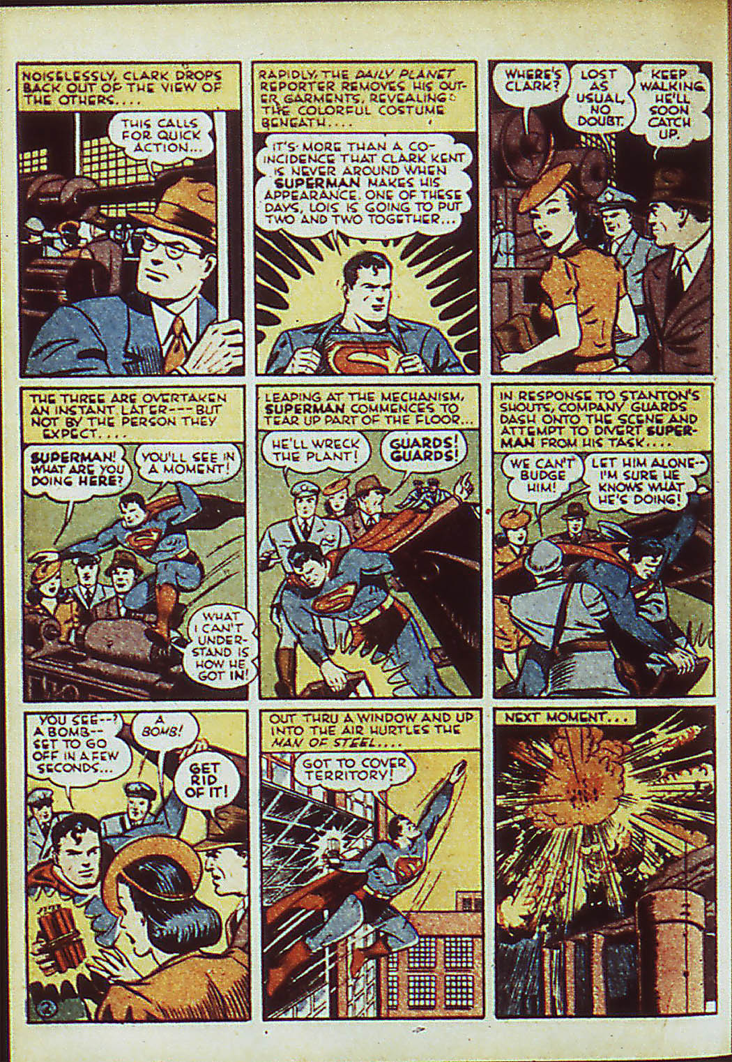 Read online Action Comics (1938) comic -  Issue #41 - 5