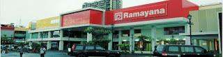 Lowongan Kerja Terbaru di Jakarta : PT Ramayana Lestari Sentosa Tbk (Ramayana Dept Store) - Pramuniaga
