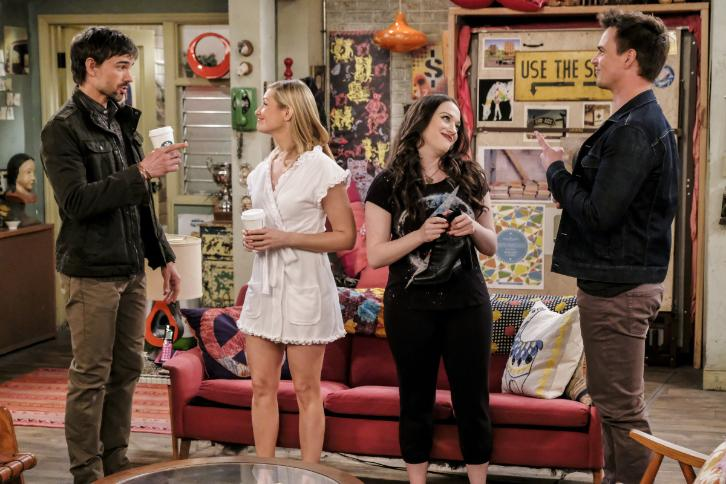 2 Broke Girls - Episode 6.20 - And the Alley-Oops - Promo, Promotional Photos & Press Release