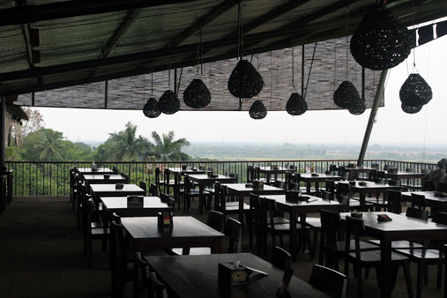 Bukit Gronggong di Cirebon