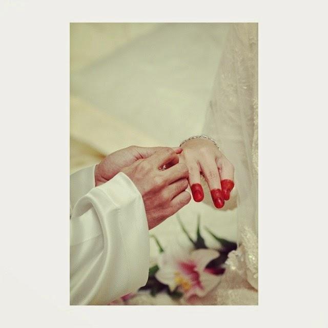 foto so sweet pernikahan muslim dan muslimah shalehah