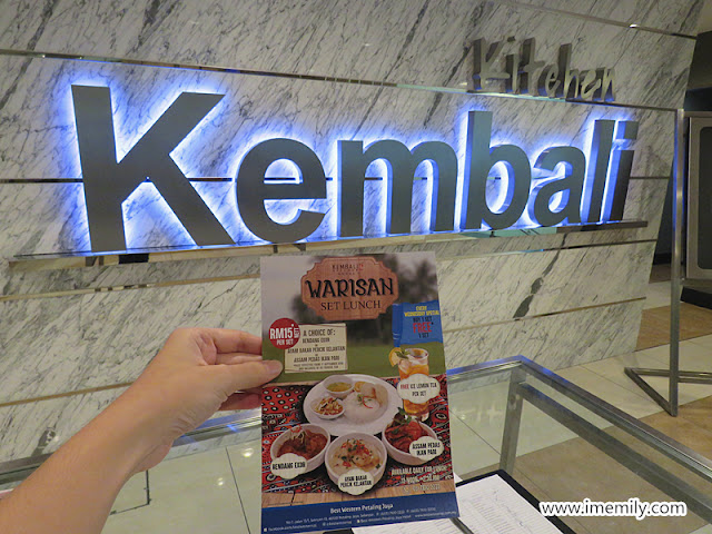 Best Western Petaling Jaya Hotel cafe Kembali Kitchen