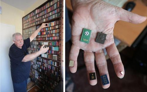 00-Jozsef-Tari-Private-Collection-of-5200-Miniature-Books-www-designstack-co