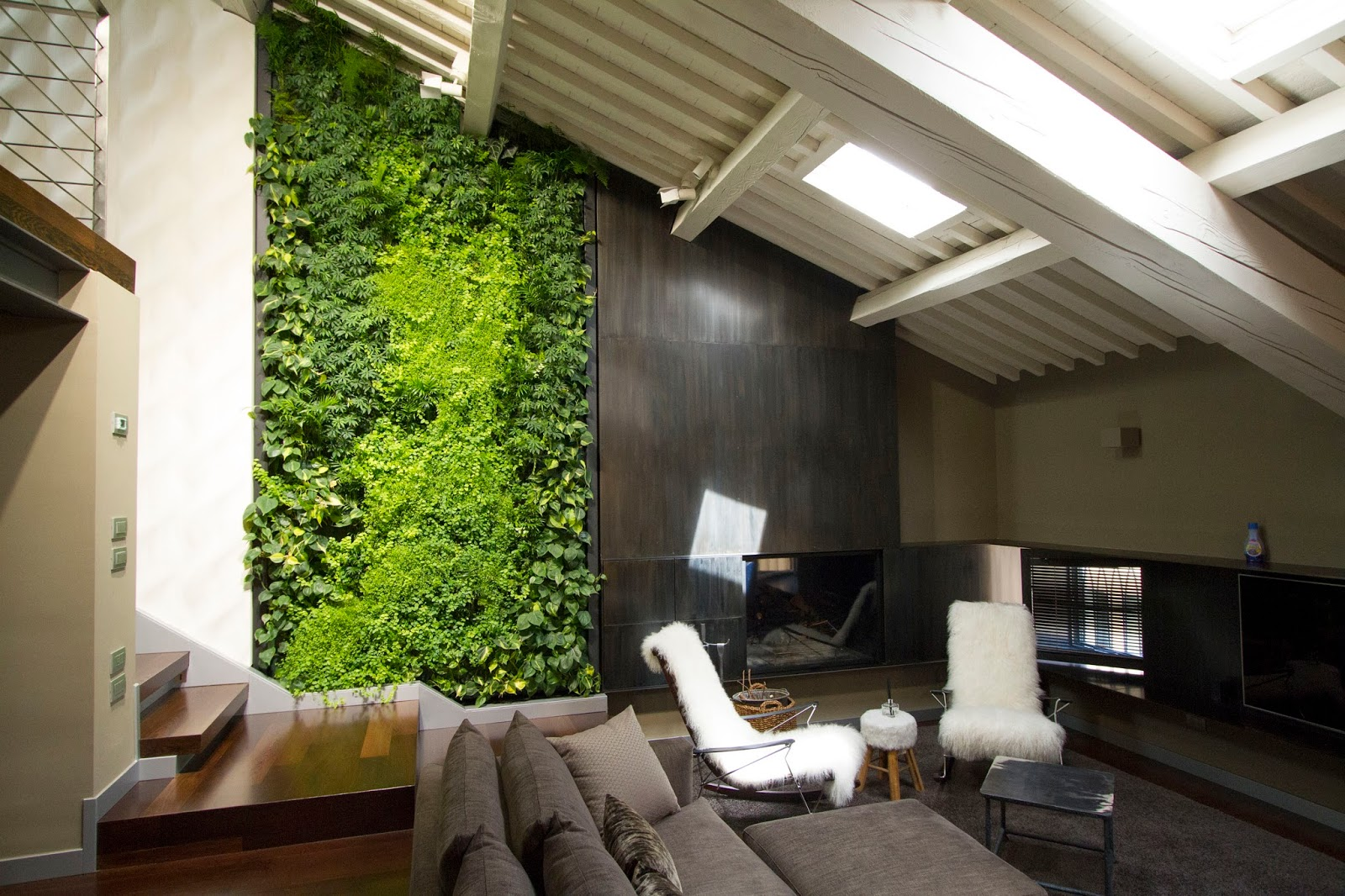Fashion design giardini verticali sundar portiamo il for Design giardini