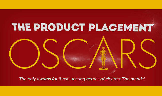 The Product Placement Oscars