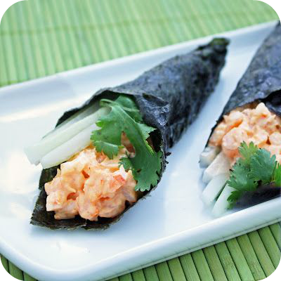http://www.ibreatheimhungry.com/2012/05/spicy-shrimp-hand-rolls.html