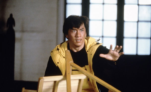 Review: POLICE STORY 4: FIRST STRIKE 警察故事4之簡單任務 (1996)