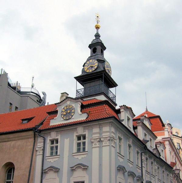 Ayuntamiento Judío (Praga, República Checa)
