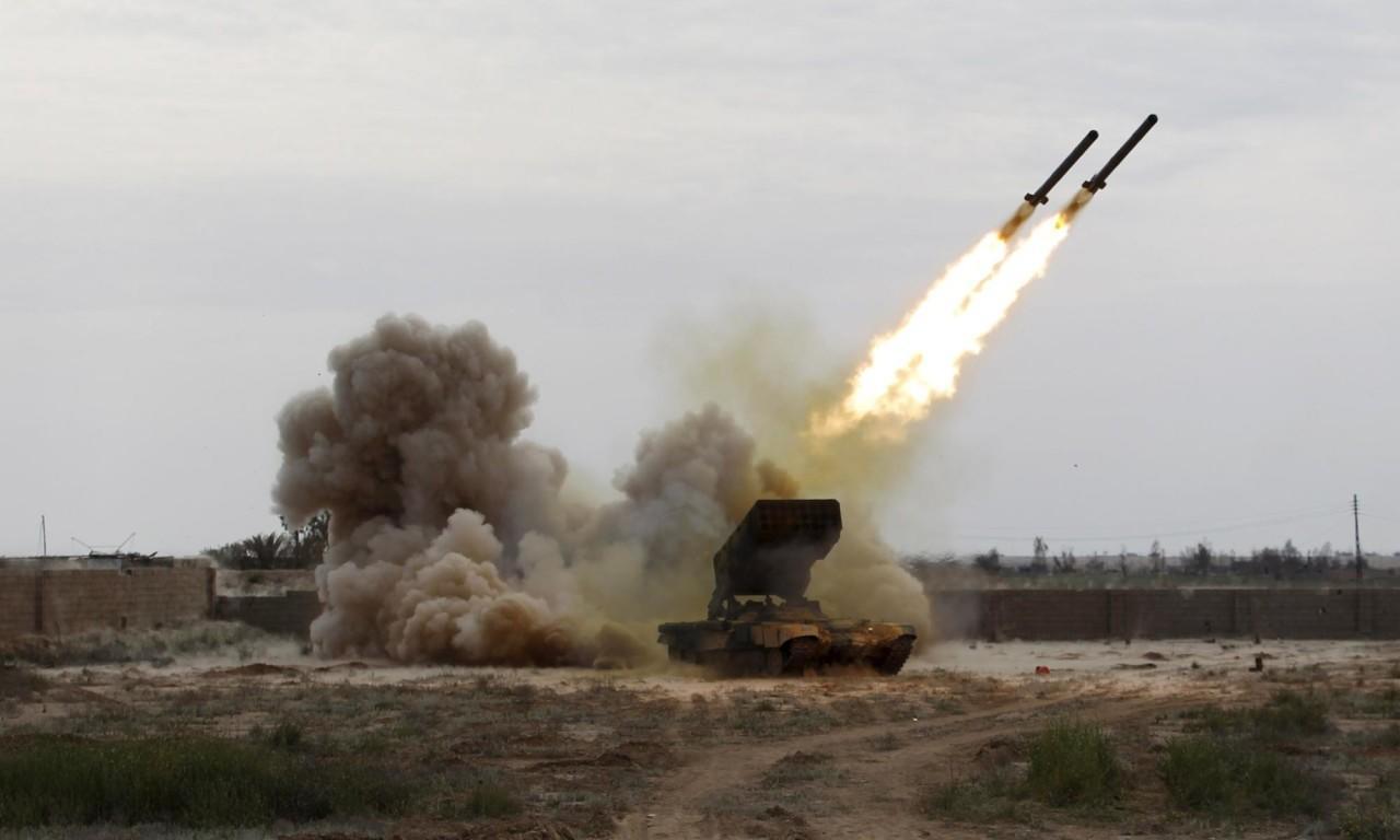 السعودية تدمر صاروخ باليستي أطلقه الحوثيون بإتجاه جازان