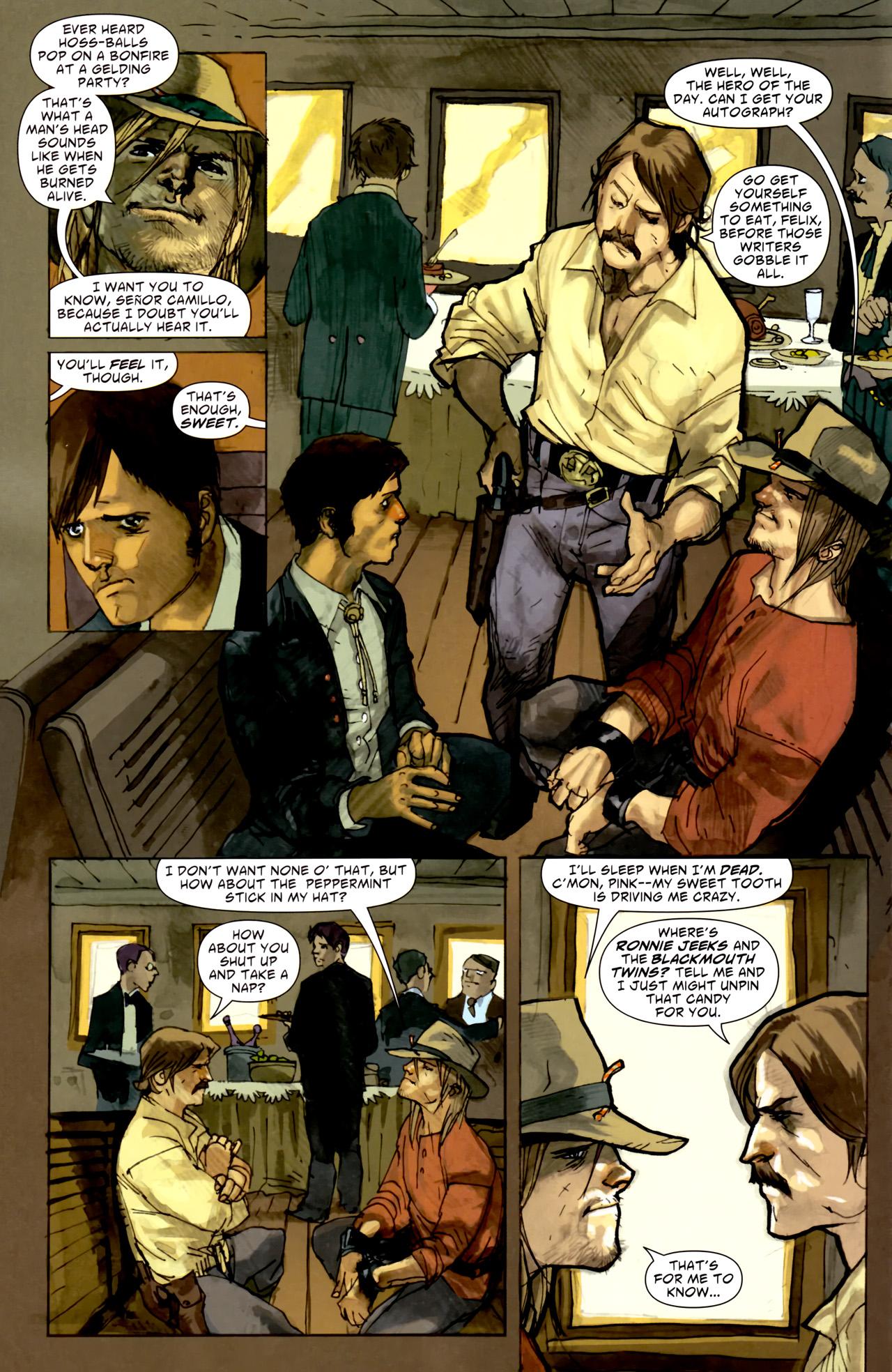 Read online American Vampire comic -  Issue #1 - 20