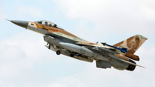 Israeli Air Force jets