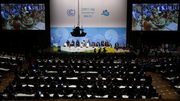 Inicia la cumbre sobre el cambio climático en la ONU