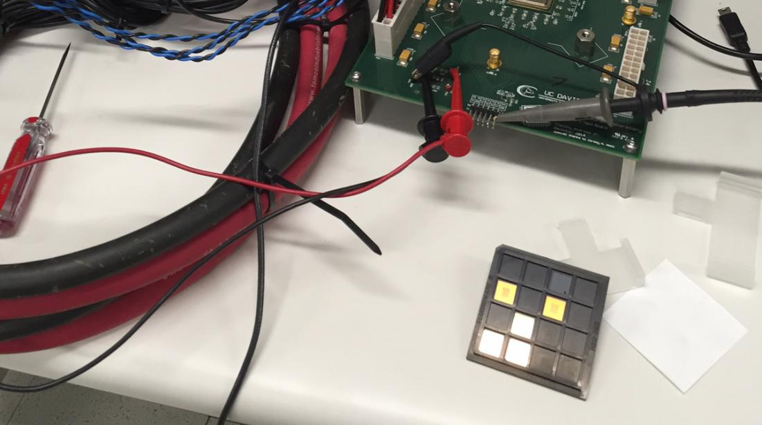 UC Davis Unveils First 1,000-Processor Chip