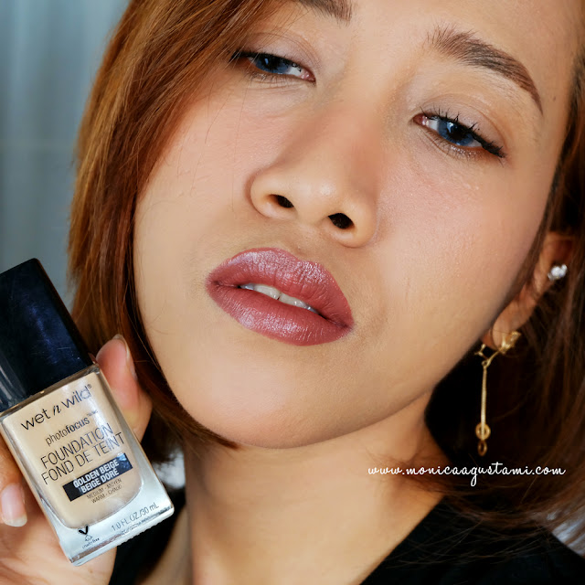 review wet n wild photofocus foundation