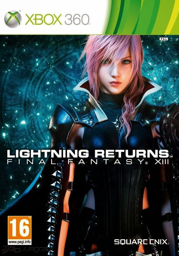 Lightning Returns Final Fantasy XIII XBOX 360 ESPAÑOL