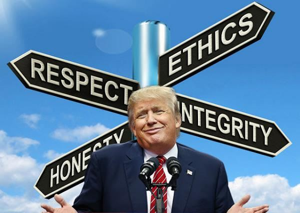 ethics and psychology trump