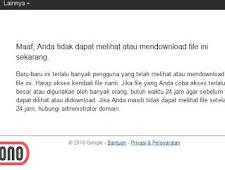 Cara Ampuh Mengatasi Limit Download Google Drive