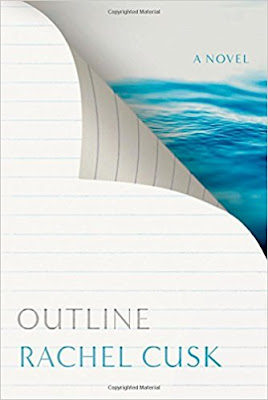 cover of Rachel's novel Outline