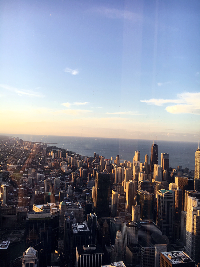 Chicago Must See: Skydeck at Willis Tower