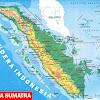 Peta Sumatra Lengkap 10 Provinsi