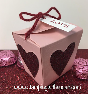 www.stampingwithsusan.com, Stampin' Up!, Takeout Thinlits,