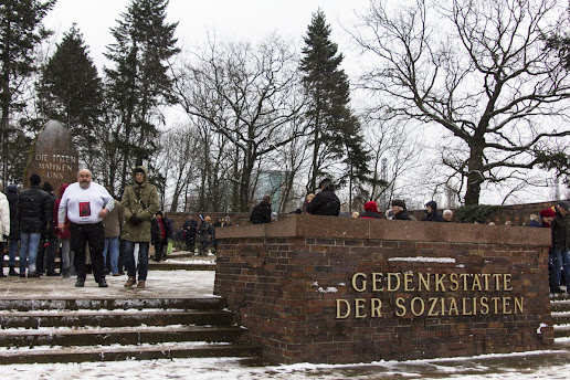 Gedenkstätte der Sozialisten - Berlin Friedrichsfelde