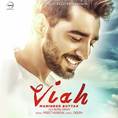 Viah (2016) - Maninder Buttar