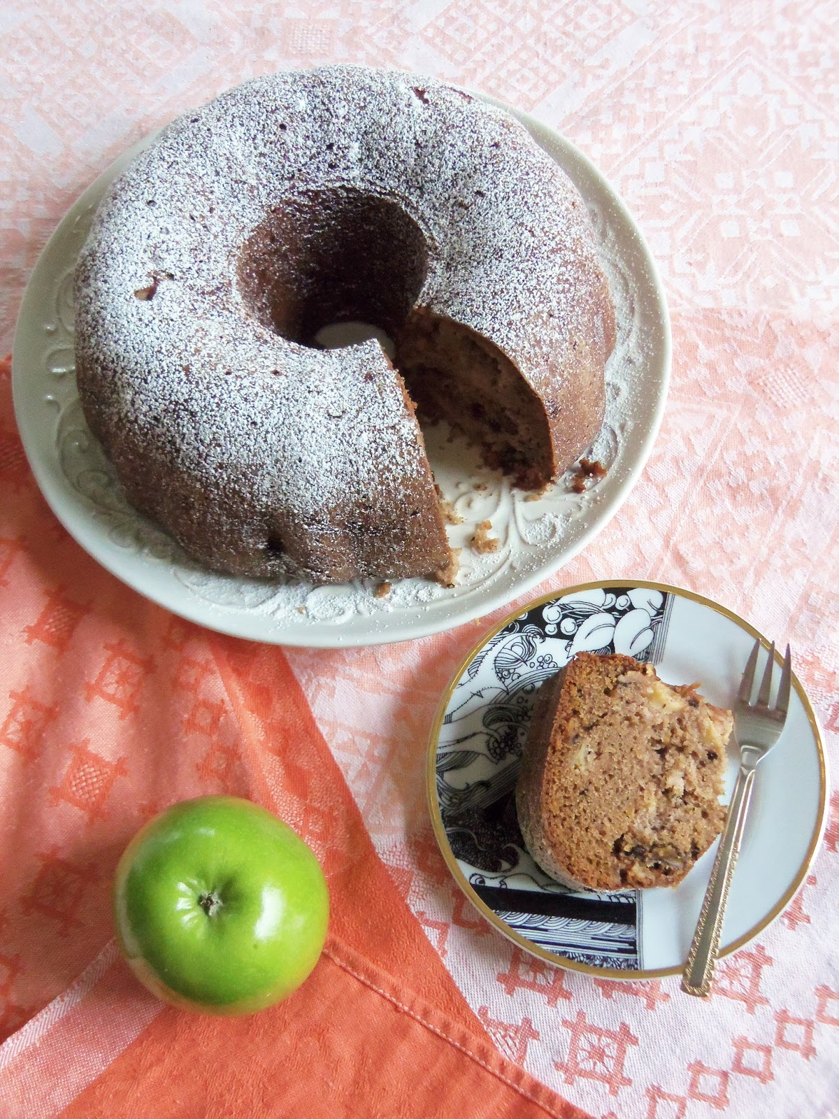 Giada Baked Apple Cake Thanksgiving