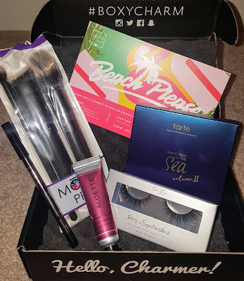 BoxyCharm August 2017