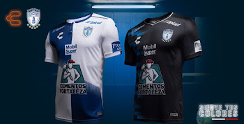 c63dedd40 Charly Pachuca 18-19 Home   Away Kits Released