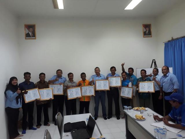 8 KUD Plasma Sampoerna Agro raih sertifikat RSPO