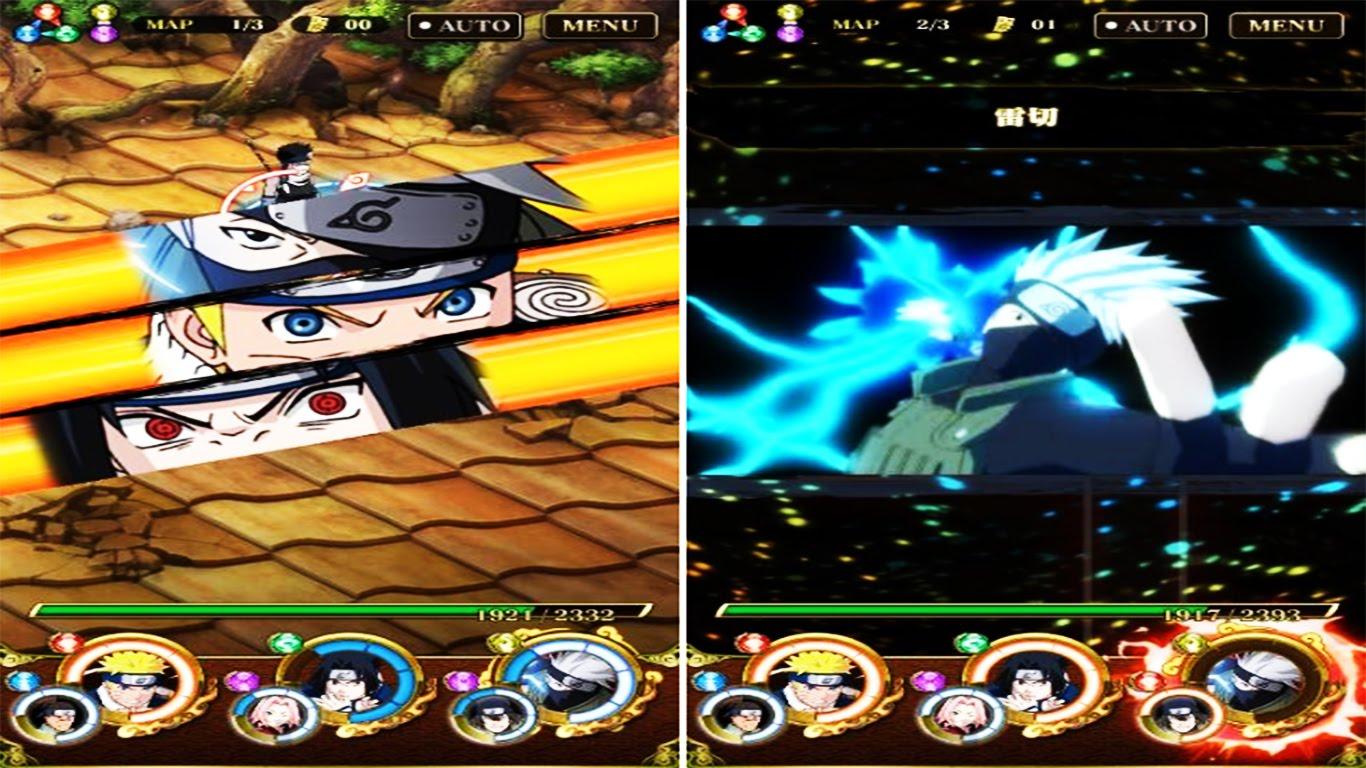 Ultimate Ninja Blazing v1 1 7 Mod APK [God Mode/High Attack]