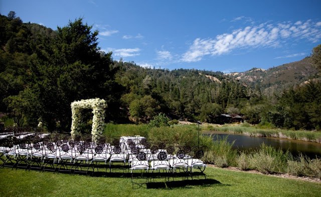 Top California Wedding Venues calistoga ranch an auberge resort