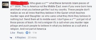 Hate islam