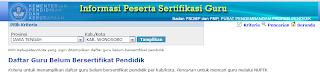 Peserta Sertifikasi Guru 2013 Jawa Timur pict