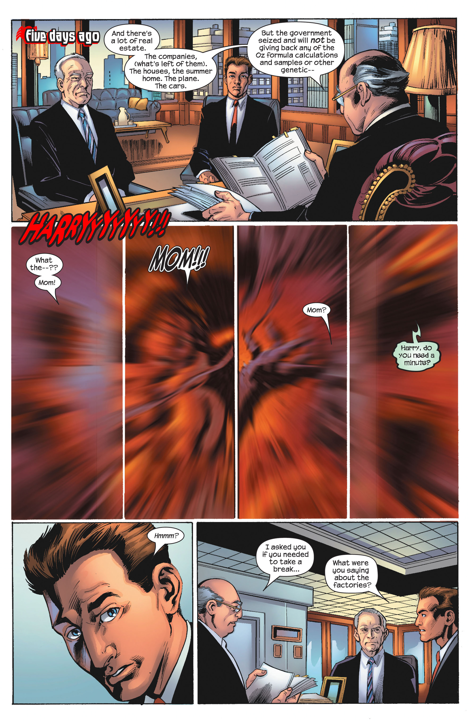 Read online Ultimate Spider-Man (2000) comic -  Issue #73 - 10