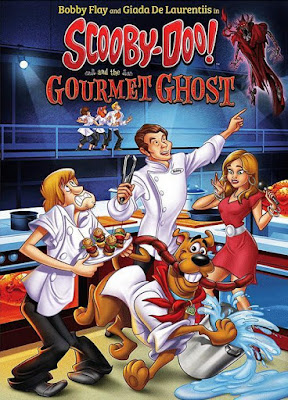Scooby-Doo! And The Gourmet Ghost 2018 Custom HD Dual Latino 5.1