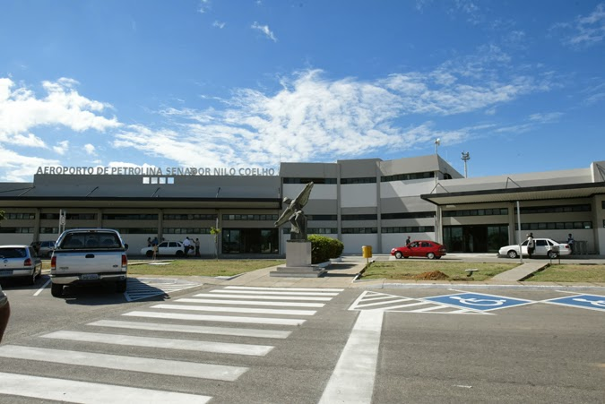 Resultado de imagem para aeroporto de serra talhada