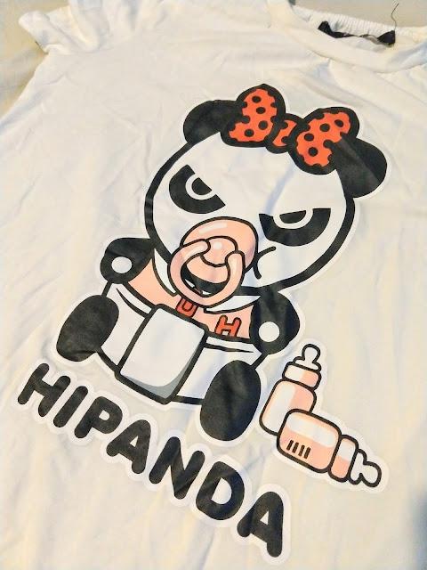 Look do Dia, Moda, recebidos rosegal, rosegal store, lookbook, Dica de Moda, dicas de compras, rosegal, blusa de malha, blusa panda
