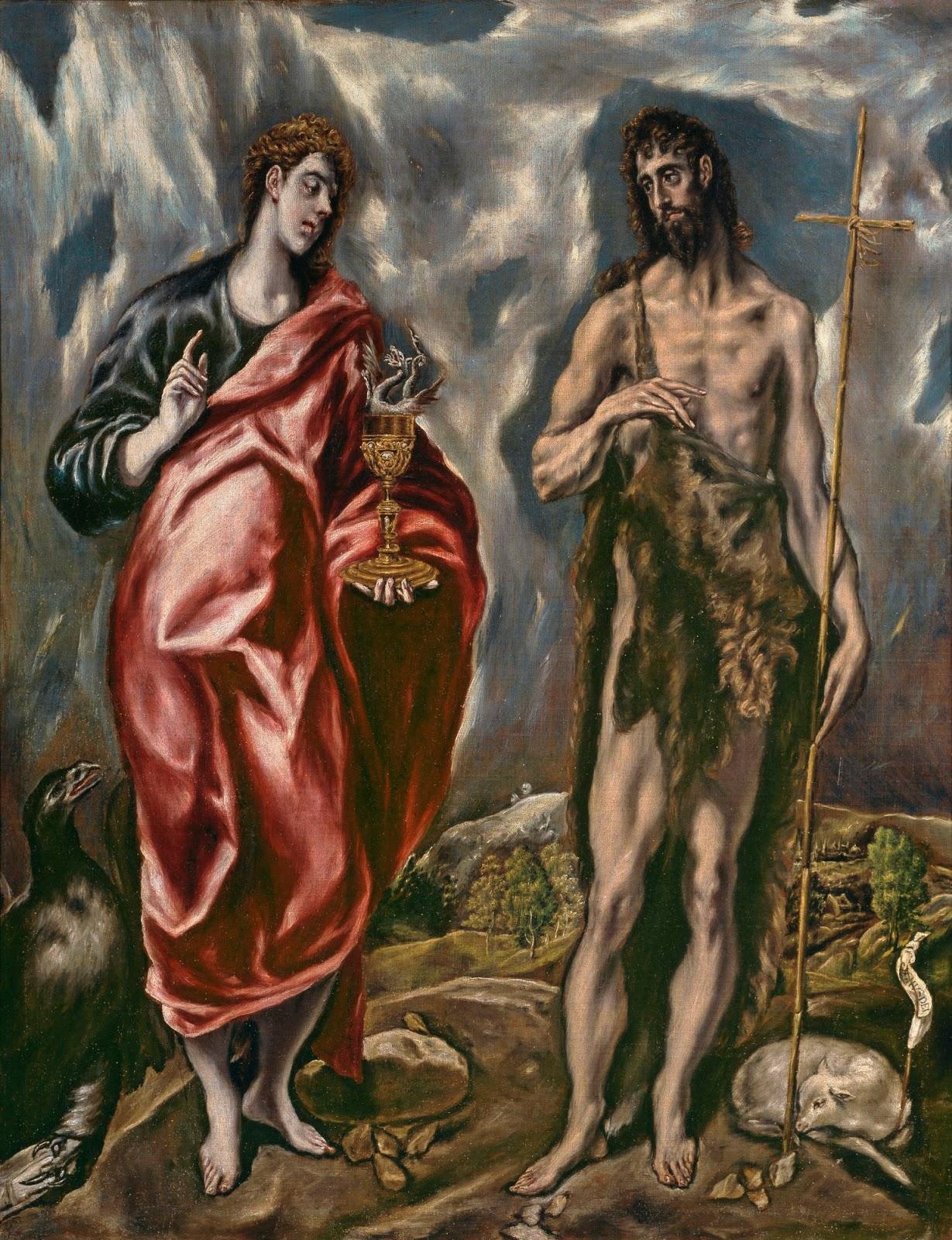 St John The Baptist Worksheet