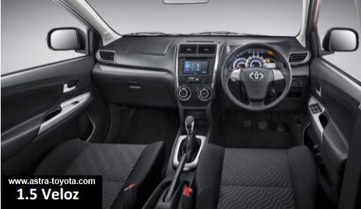 Grand New Veloz Warna Hitam All Kijang Innova 2.4 Q A/t Diesel Venturer Avanza 2016 Rajanya Mpv Di Kelasnya Dealer Resmi Kalla Interior Bernuansa