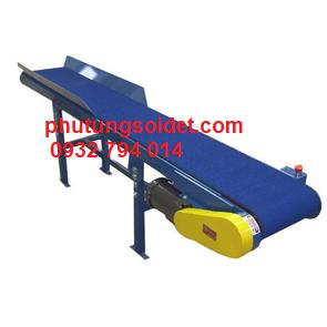 Băng tải cho máy xé kiện– Flat belt for automatic bale opener