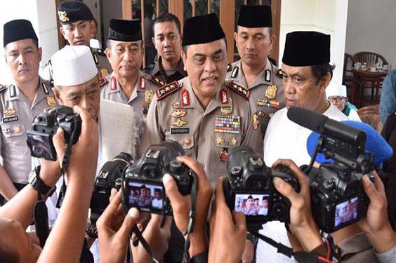 Menurut Wakapolri Sumut Adalah Salah Satu Daerah Rawan Teroris