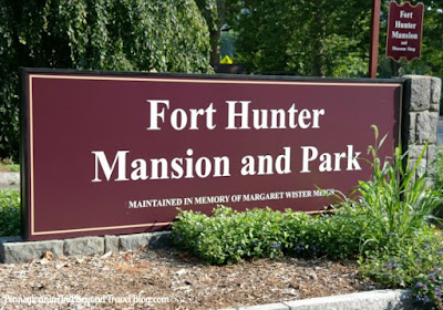 Fort Hunter Mansion and Park in Harrisburg Pennsylvania