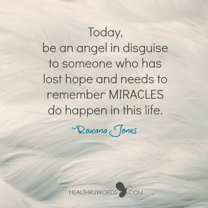 angel in disguise essay